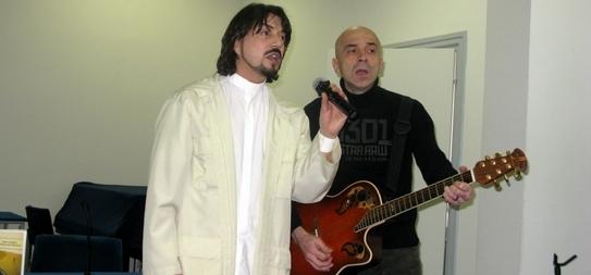 Zlatko Sudac i Ivan Puljić