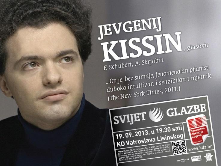 Jevgenij Kissin - Lisinski