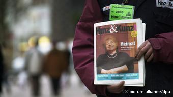 Beskućnici dobijaju pola od prodajne cijene svakog prodanog primjerka