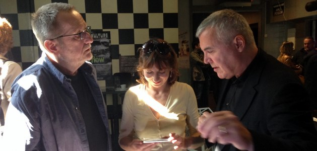 Bogdan Diklić, Daria Lorenci i Zoran Predin