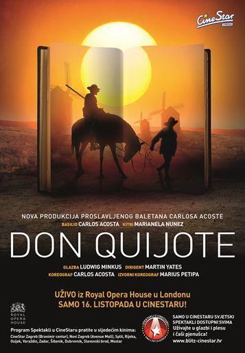 Don Quijote - balet