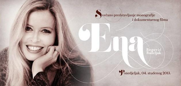 Ena Begović-monografija