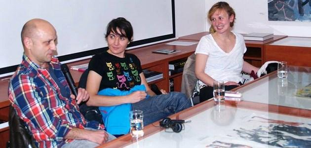 Mile Kekin, Mima Simić i Booboo Tannenbaum