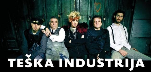 Teška industrija