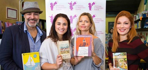UNICEF-Poznati i omiljene knjige