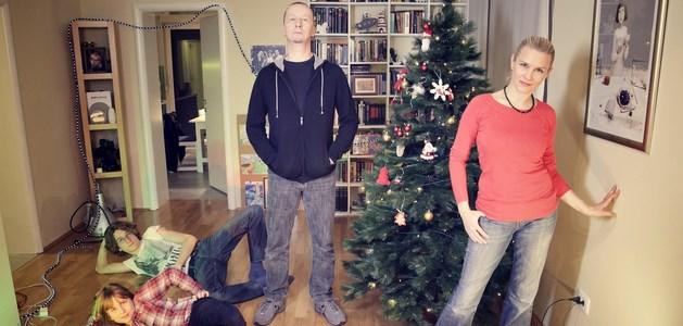 Božićna pjesma-Bruno Kovačić i Ivana Plechinger