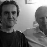 Mio Vesović i Marija Braut