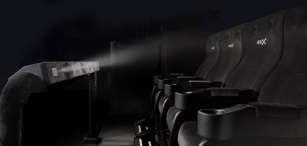 4DX kinodvorana
