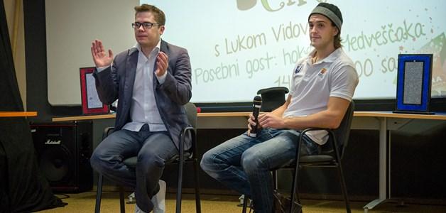 Luka Vidović i Gal Koren