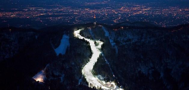Sljeme i Zagreb iz zraka (foto Krešimir Tubikanec)