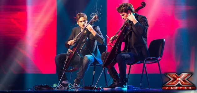 2Cellos-X Factor