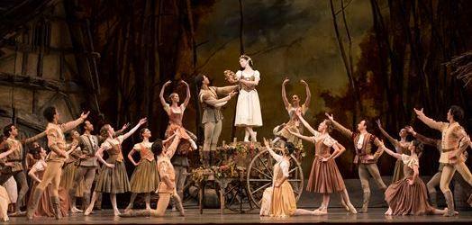 Giselle-Royal Opera House