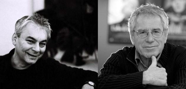 Boris Buden i Želimir Žilnik