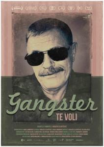 Gangster te voli-plakat