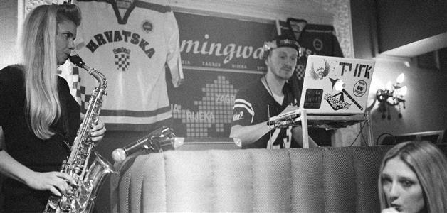 Hokejašice-Hemingway