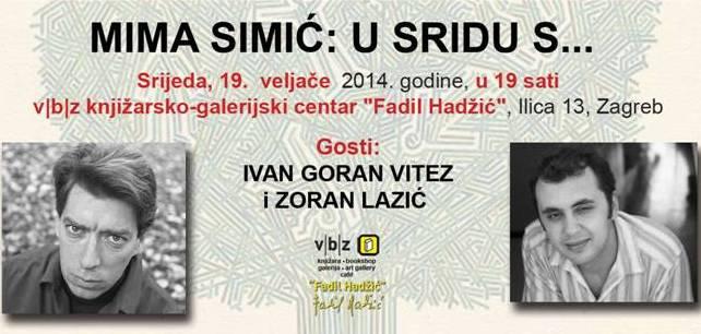 Mima Simić-VBZ tribina