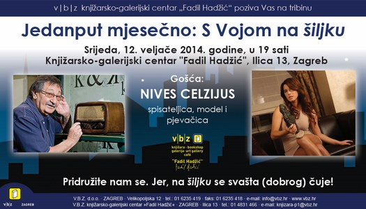Vojo Šiljak i Nives Celzijus