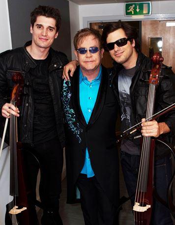 2Cellos i Elton John 2