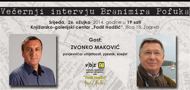 Branimir Pofuk i Zvonko Maković