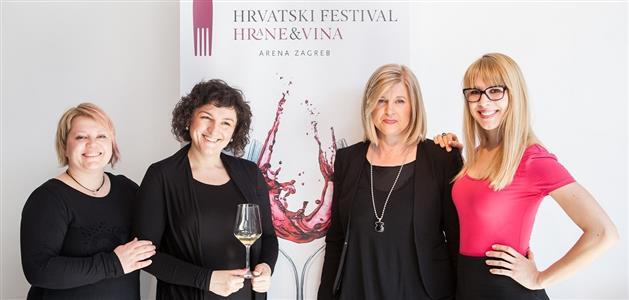 Petra Jelenić, Marija Vukelić, Alis Marić i Tea Mamut