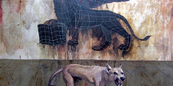 Aleksandar Bezinović-Sun dogs