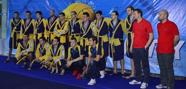 HAVK Mladost-srebrna medalja