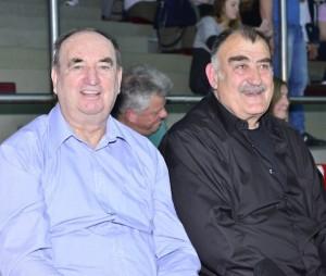 Ivo Trumbić i Ozren Bonačić