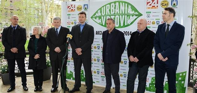 Krešimir Bago, Tina Puhalo Grladinović, Dragutin Gradečak, Robert Kakarigi, Milan Bandić, Renato Ivanuš i Dinko Lucić