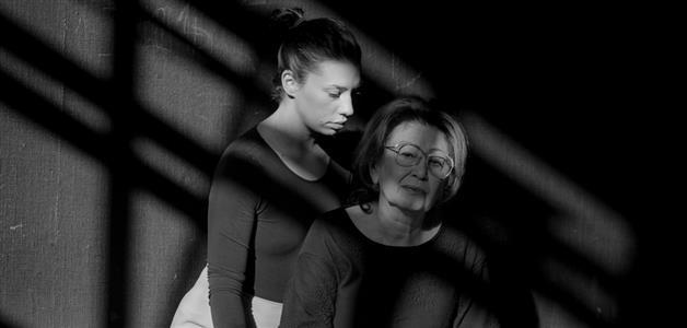 Mia Biondić i Ana Karić (foto Damir Žižić)
