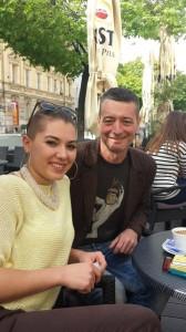 Nela Simić i Srđan Dragojević