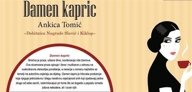 Damen kapric-Ankica Tomić