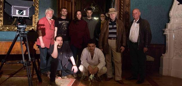 Glembajevi-ekipa sa snimanja