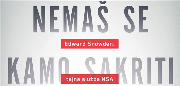 Glenn Greenwald-Nemaš se kamo sakriti