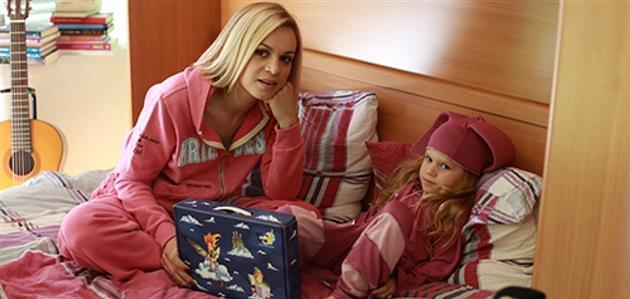 Ivana Marić i kći