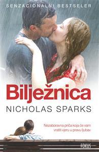 Nicholas Sparks-Bilježnica