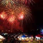 Festival vatrometa na Bundeku