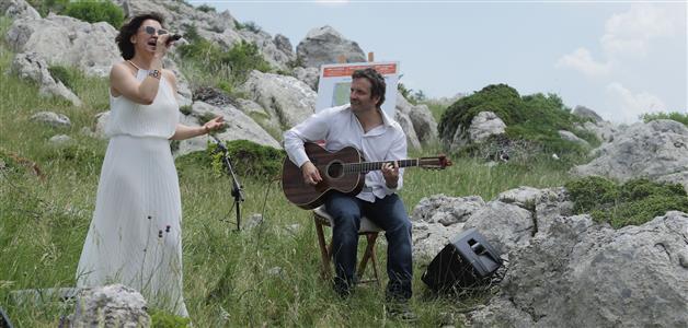 Nina Badrić i Ante Gelo