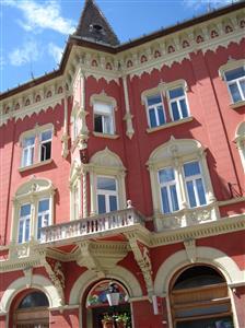Subotica-palača arhitekta Rajhla
