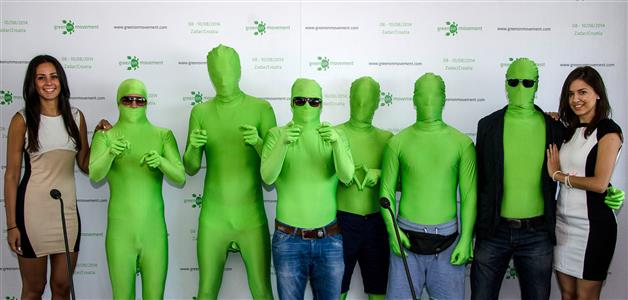 GreenOnMovement