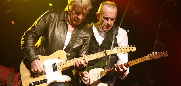 Status Quo (foto Dave Coulson)