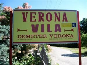 Tonković i pansion Verona