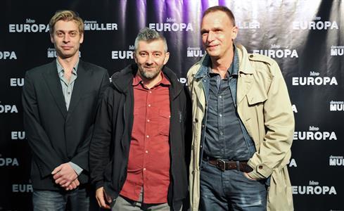 Antonio Nuić, Sead Kreševljaković i Vinko Brešan