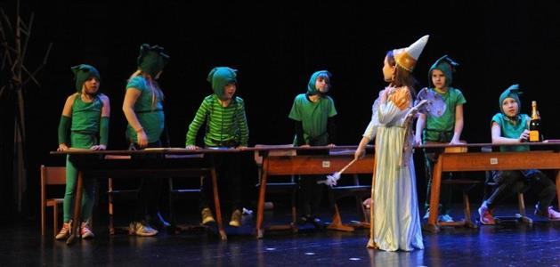 Kazališne radionice na talijanskom i francuskom