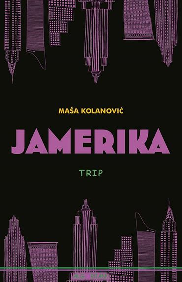 Maša Kolanović-Jamerika trip