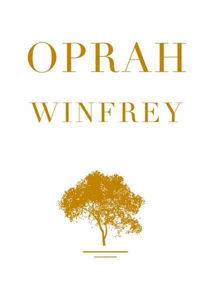 Oprah Winfrey-Ono u što sam sigurna 3