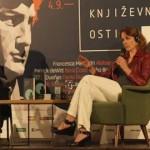 Seid Serdarević i Francesca Melandri