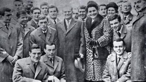 Tito i Jovanka na Šalati-KHL Medveščak