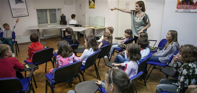Zana Marjanović-djeca i film