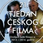 21. Tjedan češkog filma
