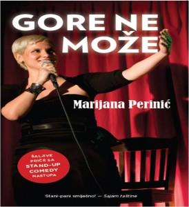 Marijana Perinić-Gore ne može
